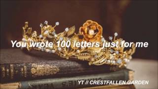 100 Letters Halsey