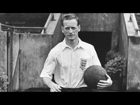 Sir Tom Finney — Goals, assists & dribbles for England (1946-1958)