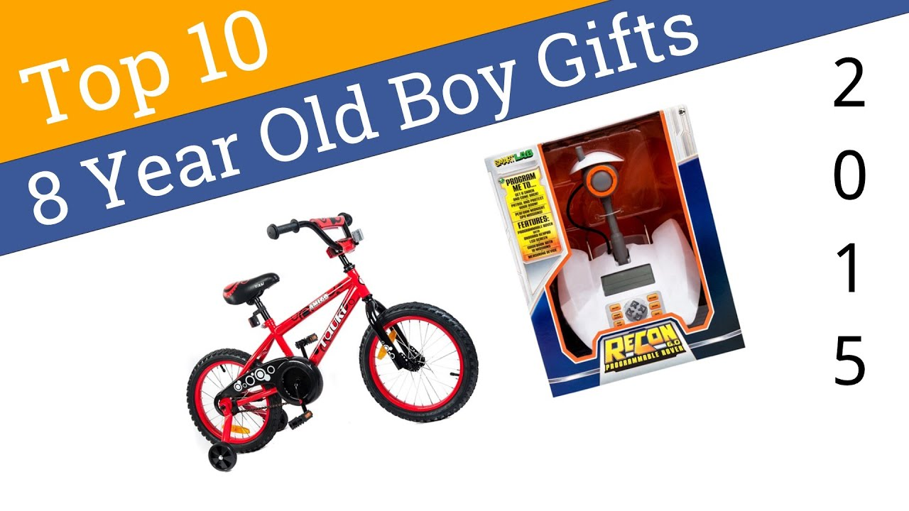 Best Presents for 8 Year Old Boy Pictures