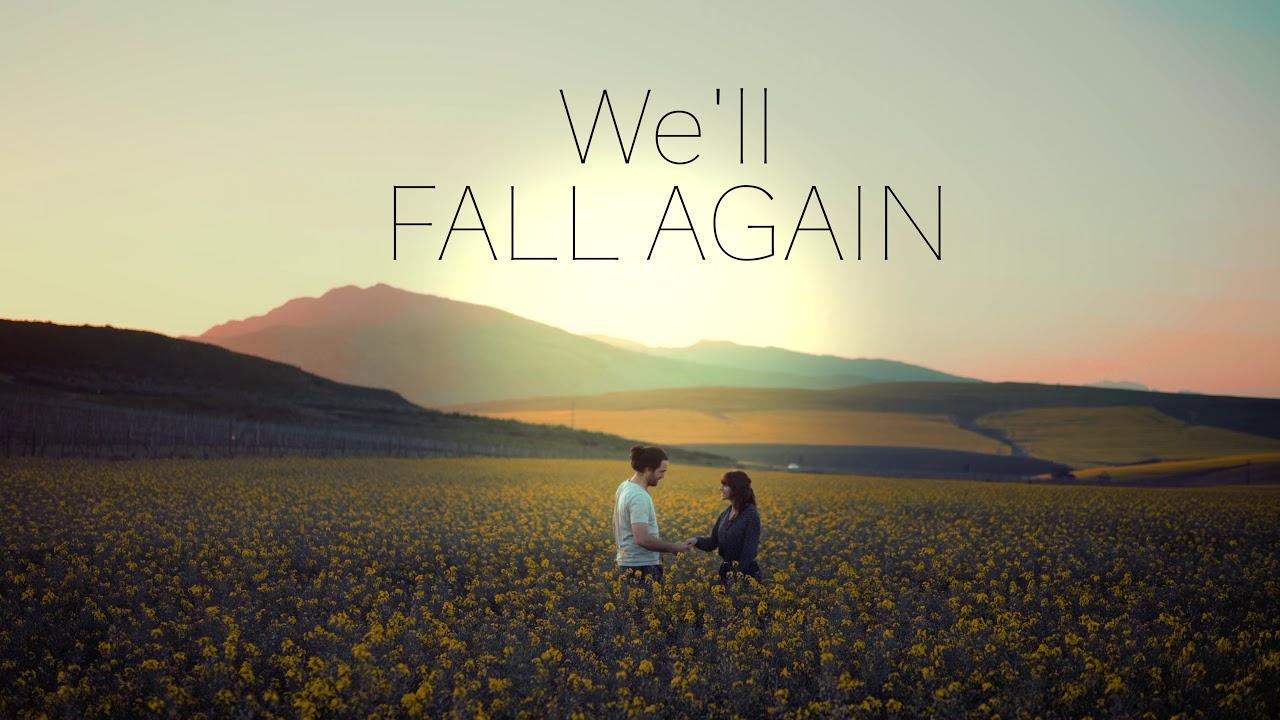 Fall Again - David Beans (Official Lyric Video)