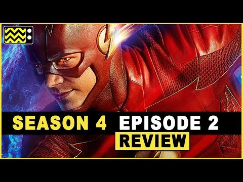 The Flash Season 4 Episode 2 Review & After Show | AfterBuzz TV