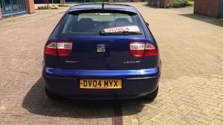 Seat Leon 1.6 Sx.