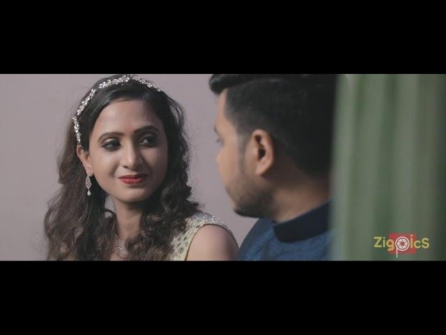 Dr. Samrat & Esha |  Engagement | 25.11.2020 | Cinamatic | ZigPics | Samastipur