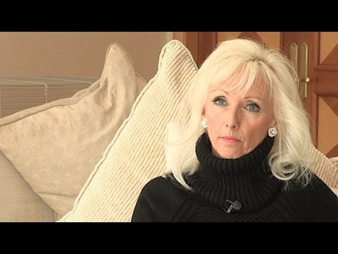 Debbie McGee discusses rocky relationship with Paul Jr