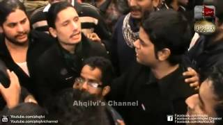 28 Safar Mochi Gate 2013 - Shams Party - Tayari Taboot e Imam Hassan as] Hussainia Hall Part-8