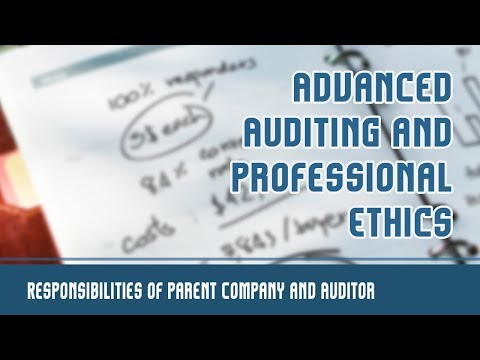 Audit of CFS | Meaning | Responsibilities of Parent Company and Auditor | Part-1