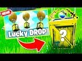 *NEW* LUCKY SUPPLY DROP BATTLES Custom Gamemode In Fortnite Battle Royale!!