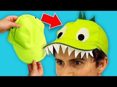 4 Awesome Dinosaur DIYs