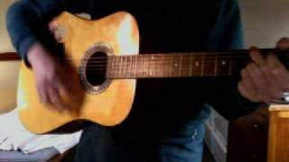 BOB MARLEY STAND ALONE ACOUSTIC COVER
