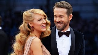 Ryan Reynolds Hilariously Calls Out His Sex Life with Blake Lively During MTV Movie Awards Speech
