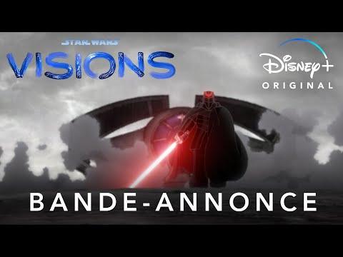 Star Wars : Visions - Bande-annonce (VOST)