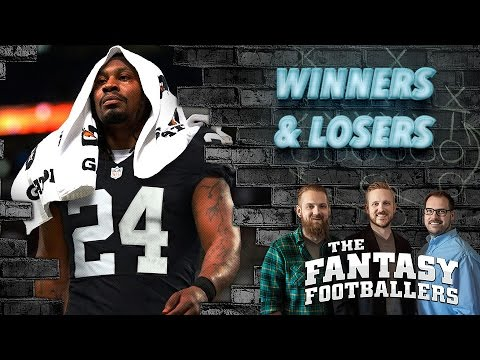 What is Marshawn Lynch's fantasy football value with the Raiders?
