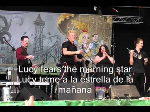 Diablo Swing Orchestra - Lucy Fears the Morning Star (Traducción al Español & Lyrics)