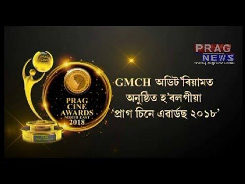 Guest Appearance Of Prag Cine Award 2018