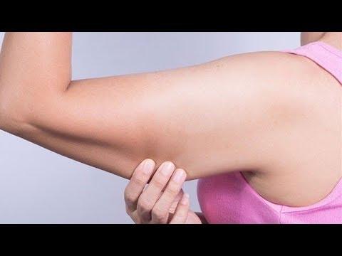 Elimina los brazo flácidos y gorditos en 20 días Con Estos Ejercicios Para Perder Grasa En El Hogar