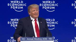 Special Address by Donald J  Trump, President of the United States of America