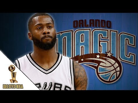 Jonathan Simmons Signs With Orlando Magic!!! He Didn