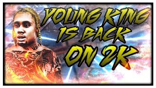 NBA 2k18 - Young KING Running Up A Streak 🔥!! HOT 30 GAME NOW