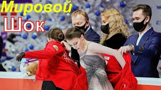 The world sensation made the Russian Championship 2021 - only Hanyu can compete with Russian girls.