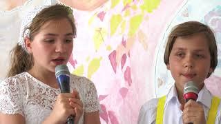 Лиза и Андрей )) поют от имени жениха и невесты ))