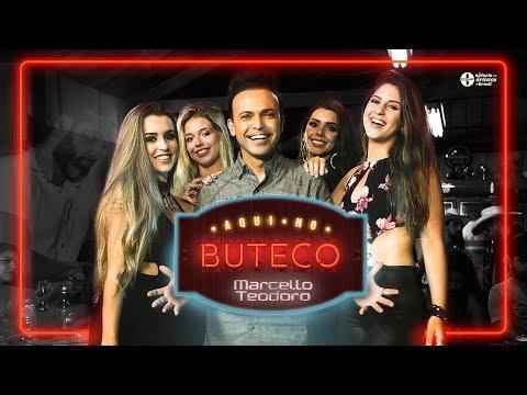 Marcello Teodoro - Aqui no Buteco (Clipe Oficial)