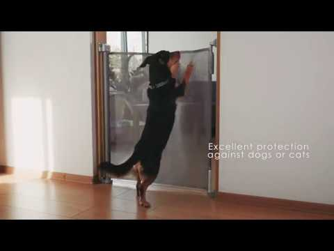 Барьерка защитная для дверей и лестниц Lionelo Tulia