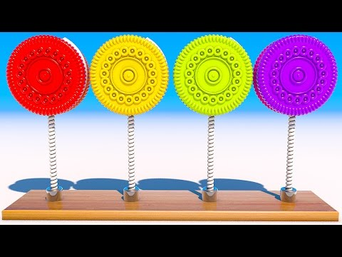 Thumbnail: Teach Colors with Lollipops Cookies