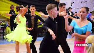 Turniej Tańca w Świnoujściu