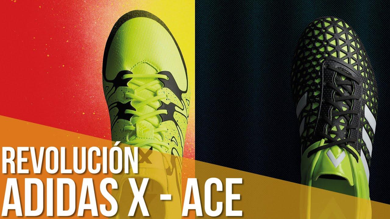 6677e944244ac adidas ACE y X // adidas revoluciona su colección - Fútbol Emotion