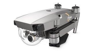 DJI Mavic Pro Platinum   лучший дрон в мире стал идеальным?