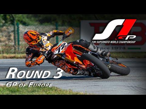 S1GP 2020 - ROUND 3 | GP of Europe, Busca - 26 min Magazine - Supermoto