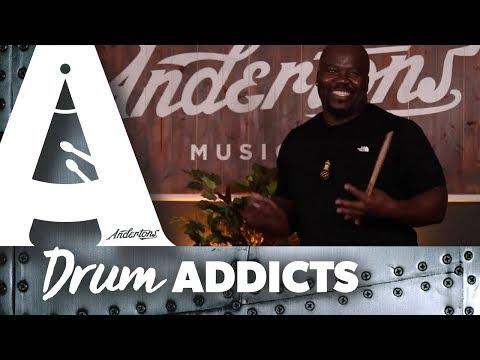 Drum Addicts Meets Chris Coleman