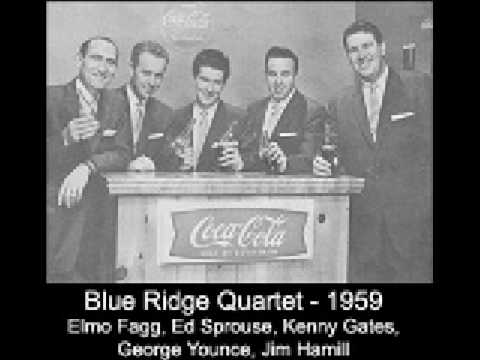 Blue Ridge Quartet - Child of the king