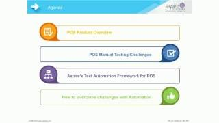 Many retailers are struggling to test pos systems successfully. testing a software package manually can lead challenges. our speakers, having wor...