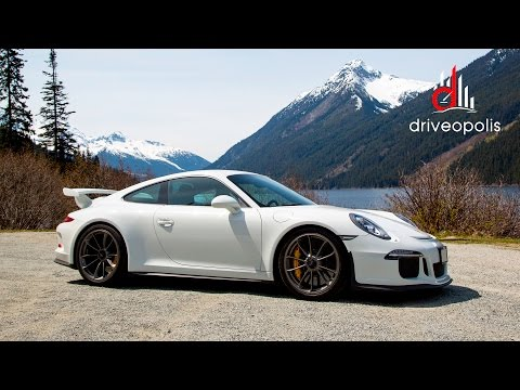 2015 Porsche 911 GT3 In Depth Review 991 GT3 driveopolis