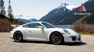 2015 Porsche 911 GT3 In Depth Review Driving Vancouver 991 GT3