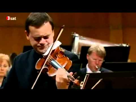 Frank Peter Zimmermann Schumann Violin Concerto Mov 1