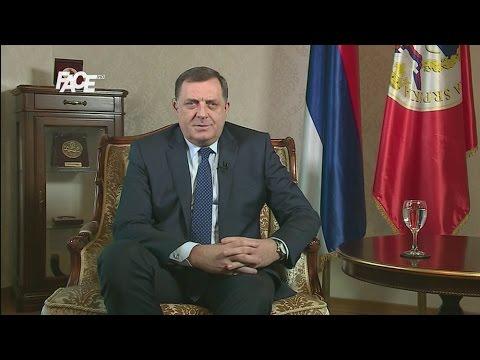 """Hadžifejzović: """"Je li ti neko od Bošnjaka obećao podjelu zemlje?"""", Dodik: """"Jeste, mnogima odgovara!"""""""