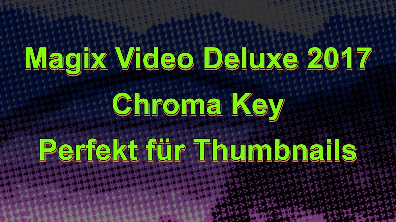 Magix Video Deluxe 2017 Key