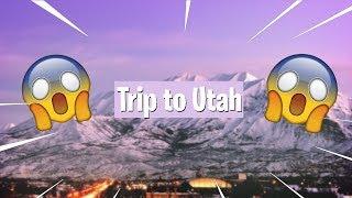 My Trip To Utah...