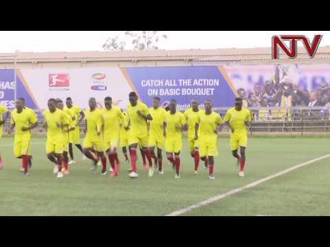 Uganda's  under 20 football side to face South Sudan