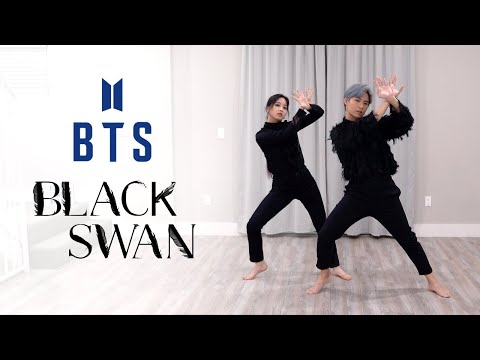 BTS (방탄소년단) - 'Black Swan' Dance Cover | Ellen and Brian