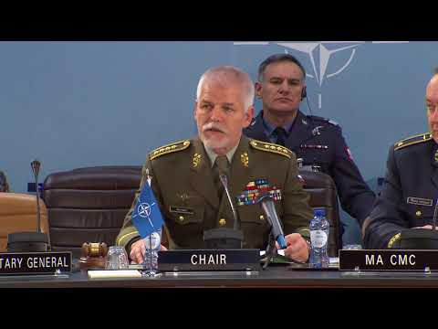 Opening remarks 178th NATO Military Committee Conference, 16 JAN 2018