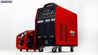Полуавтомат сварочный инверторный MIG 500 (C). Обзор, характеристики, тесты.(Инверторный сварочный полуавтомат MIG-500 предназначен для полуавтоматической сварки углеродистой стали,..., 2016-05-23T08:33:26.000Z)