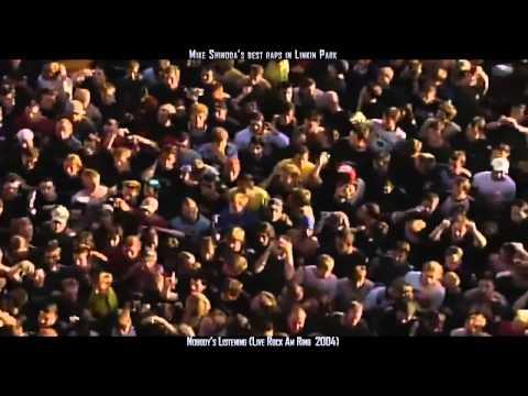 Best Mike Shinoda's raps in Linkin Park [720p HD]