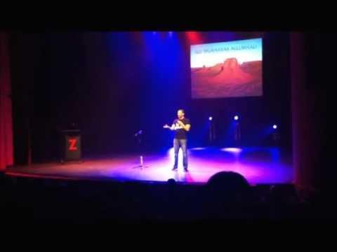 Baba Ali in Rotterdam - Theater Zuidplain 27.10.2012