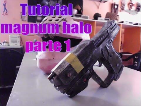 Tutorial magnum halo part 1