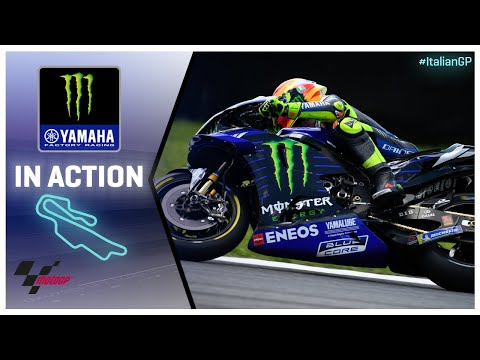 Yamaha in action: Gran Premio d'Italia Oakley