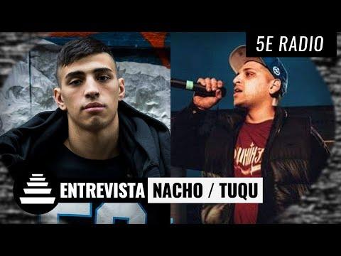 NACHO & TUQU / Entrevista Completa - El Quinto Escalon Radio (27/4/17)