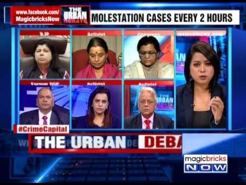 Delhi Crime data reveals shocking numbers – The Urban Debate ( Feb 14)